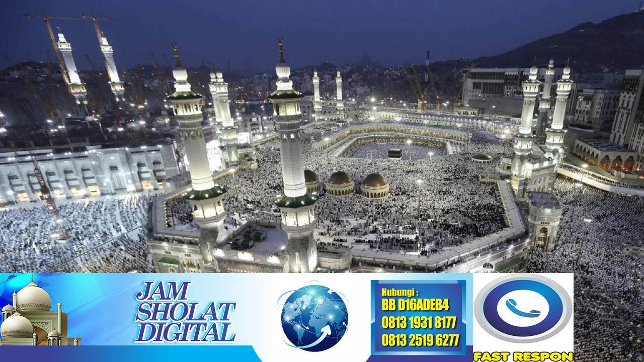Mengapa Muslim harus pergi ke masjid untuk sholat pada hari Jumat?